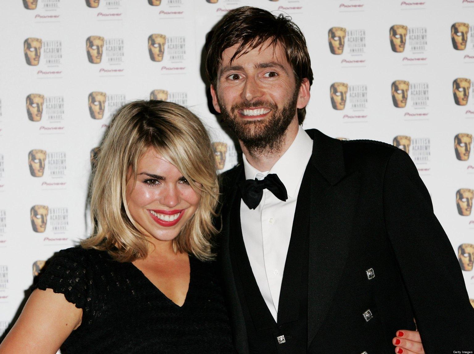 David Tennant, Billie Piper Returning To 'Doctor Who' For ... David Tennant Billie Piper 50th Anniversary