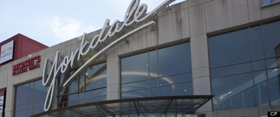 YORKDALE MALL SHOOTING