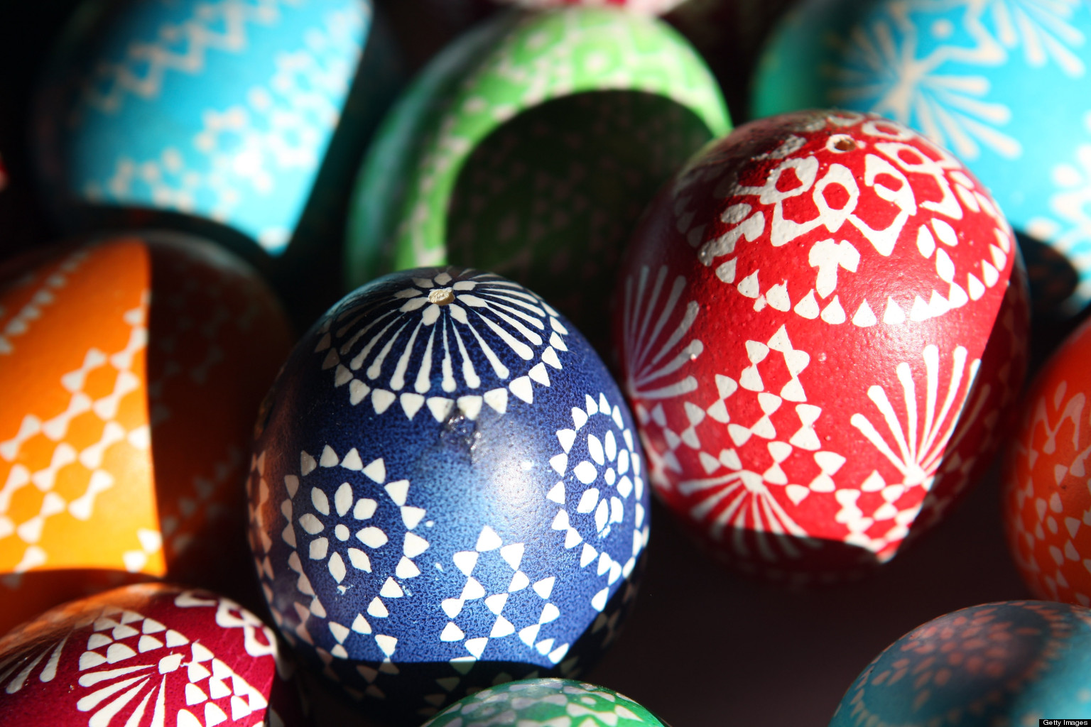 Easter Eggs: History, Origin, Symbolism And Traditions (PHOTOS ...