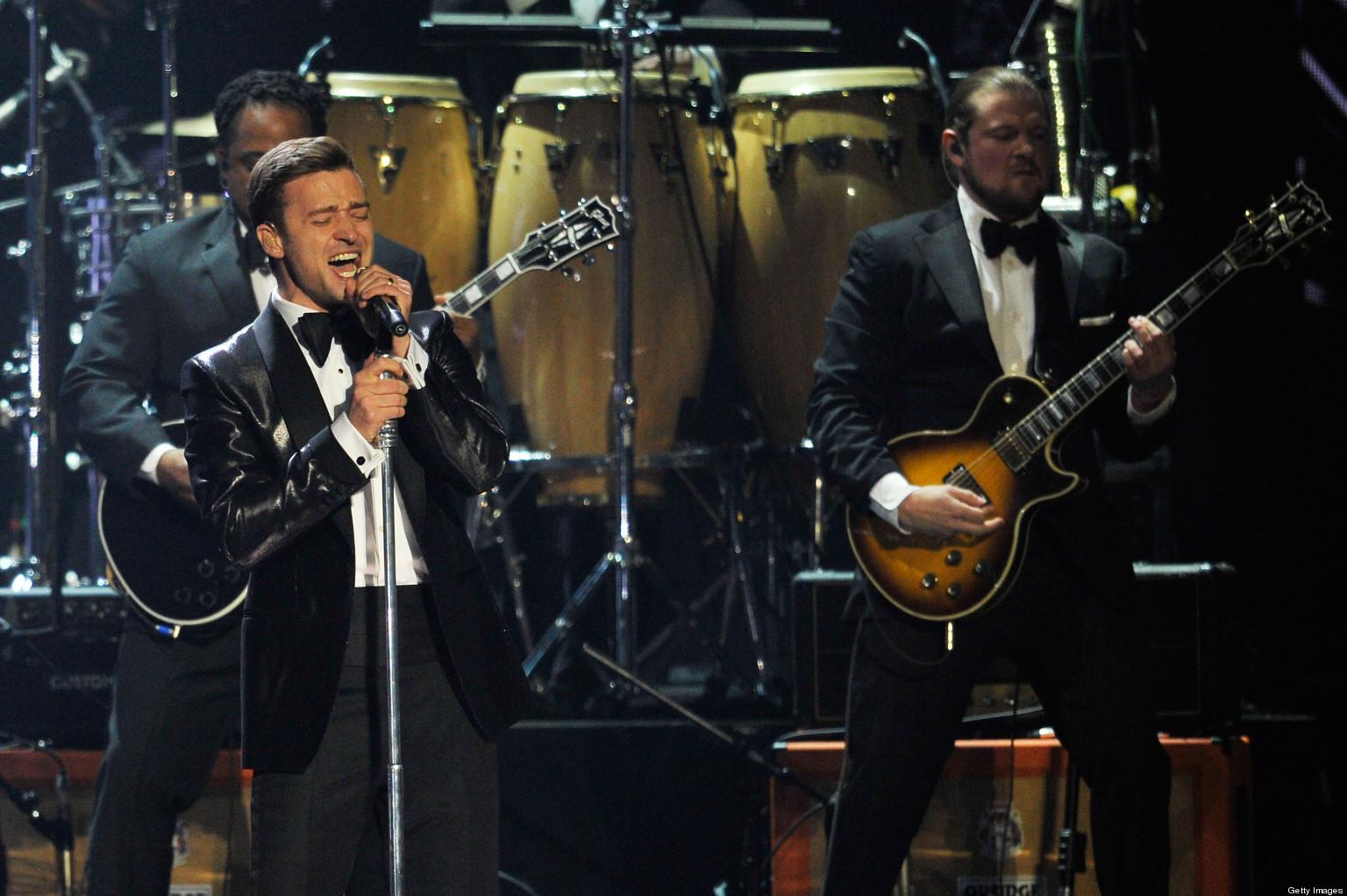 Justin Timberlake On His 'Polarizing' Album