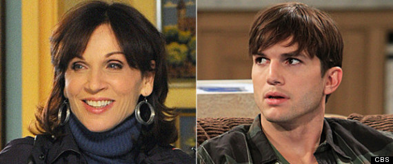 Books  Two And A Half Men  Role As Ashton Kutcher s Love InterestAshton Kutcher 2013 Two And A Half Men