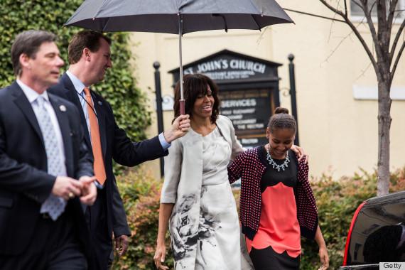 michelle obama easter 2013