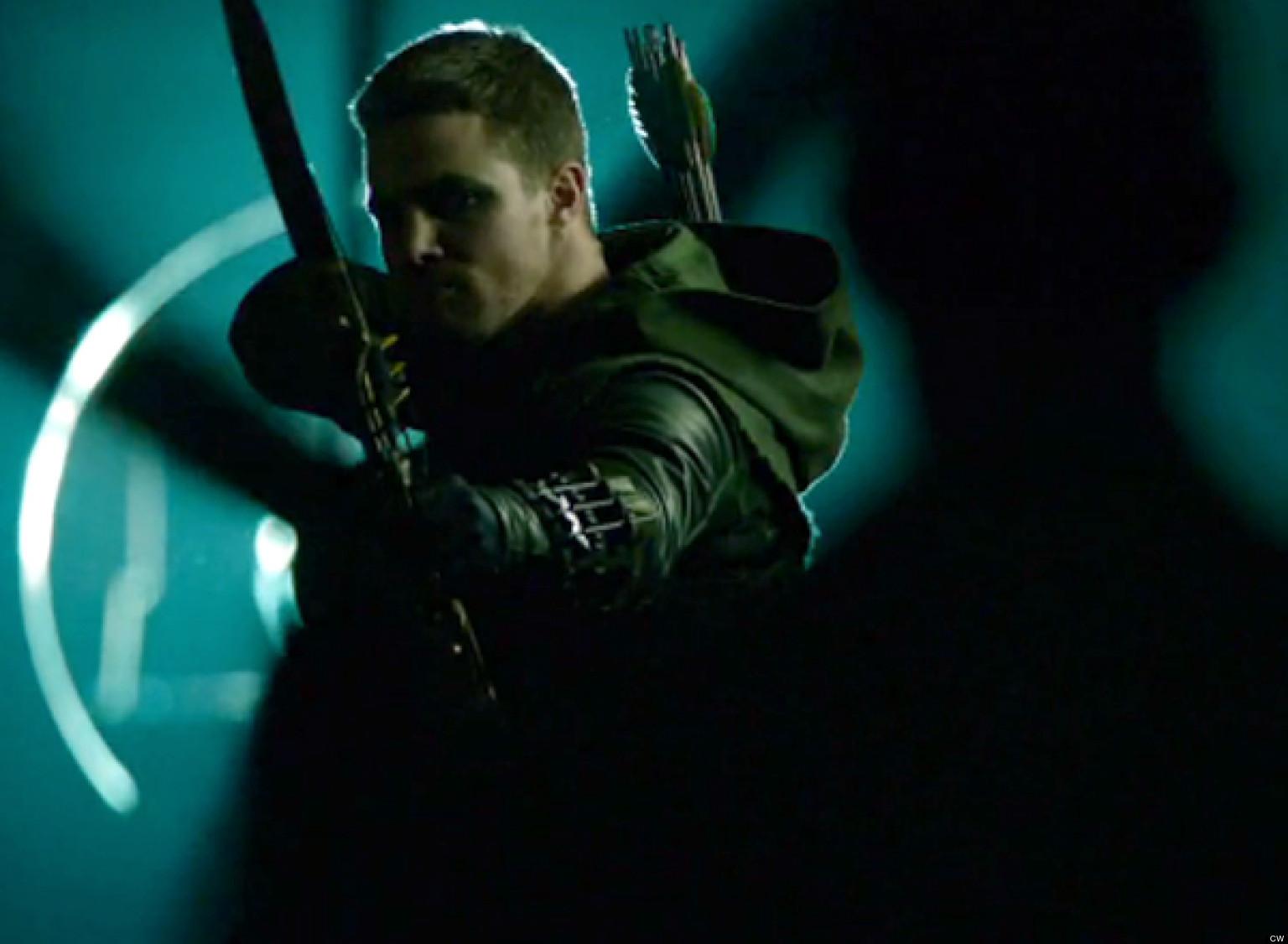 Arrow season 2 promo