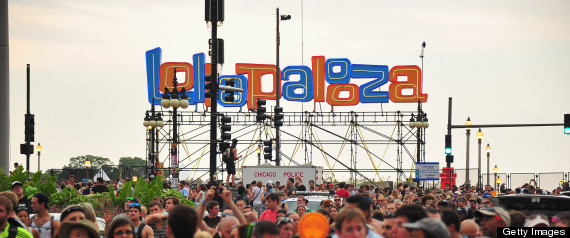 lollapalooza 2013 official lineup announcement the cure nin and more to play grant park aug 2 4. Black Bedroom Furniture Sets. Home Design Ideas