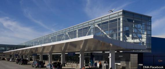 DETROIT METRO AIRPORT EVACUATION