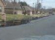Mayflower, Arkansas Oil Spill Leaves Crude Running Through Suburban Streets (VIDEO)