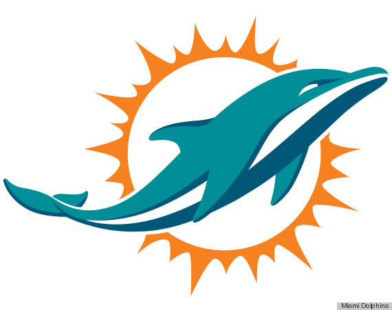 new dolphins logo official