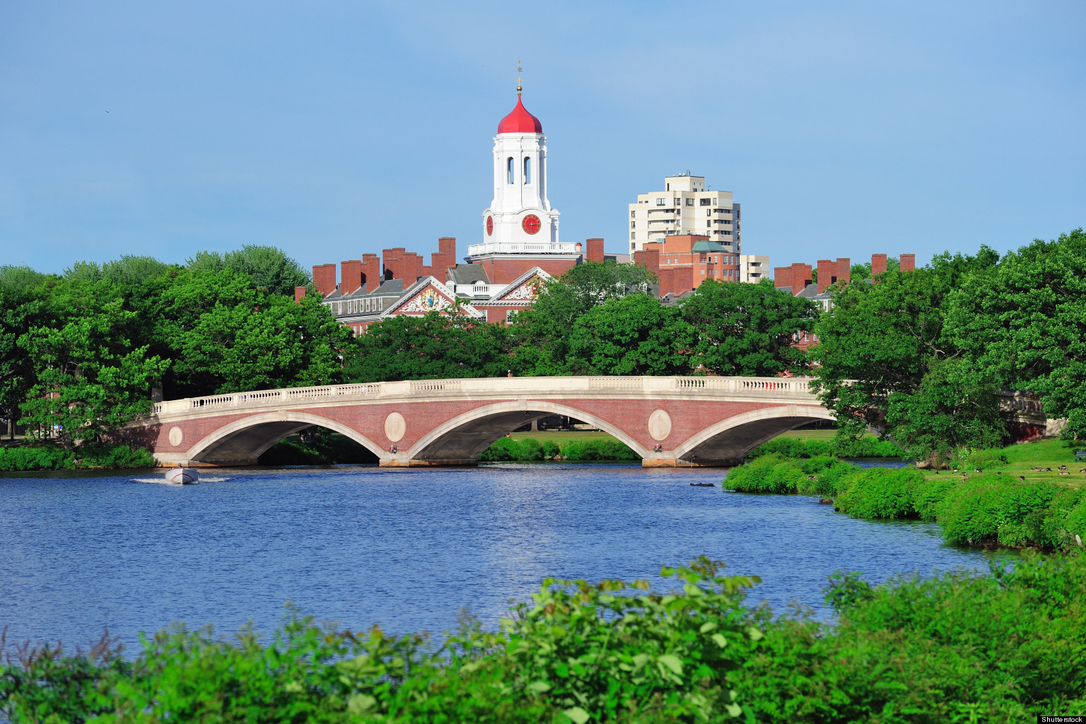 Harvard Unseated As Students' Dream College