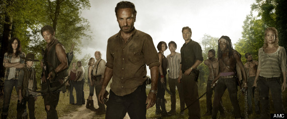 THE WALKING DEAD WELCOME TO THE TOMBS