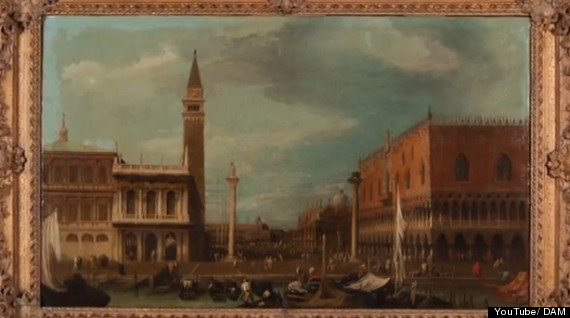 canaletto storage