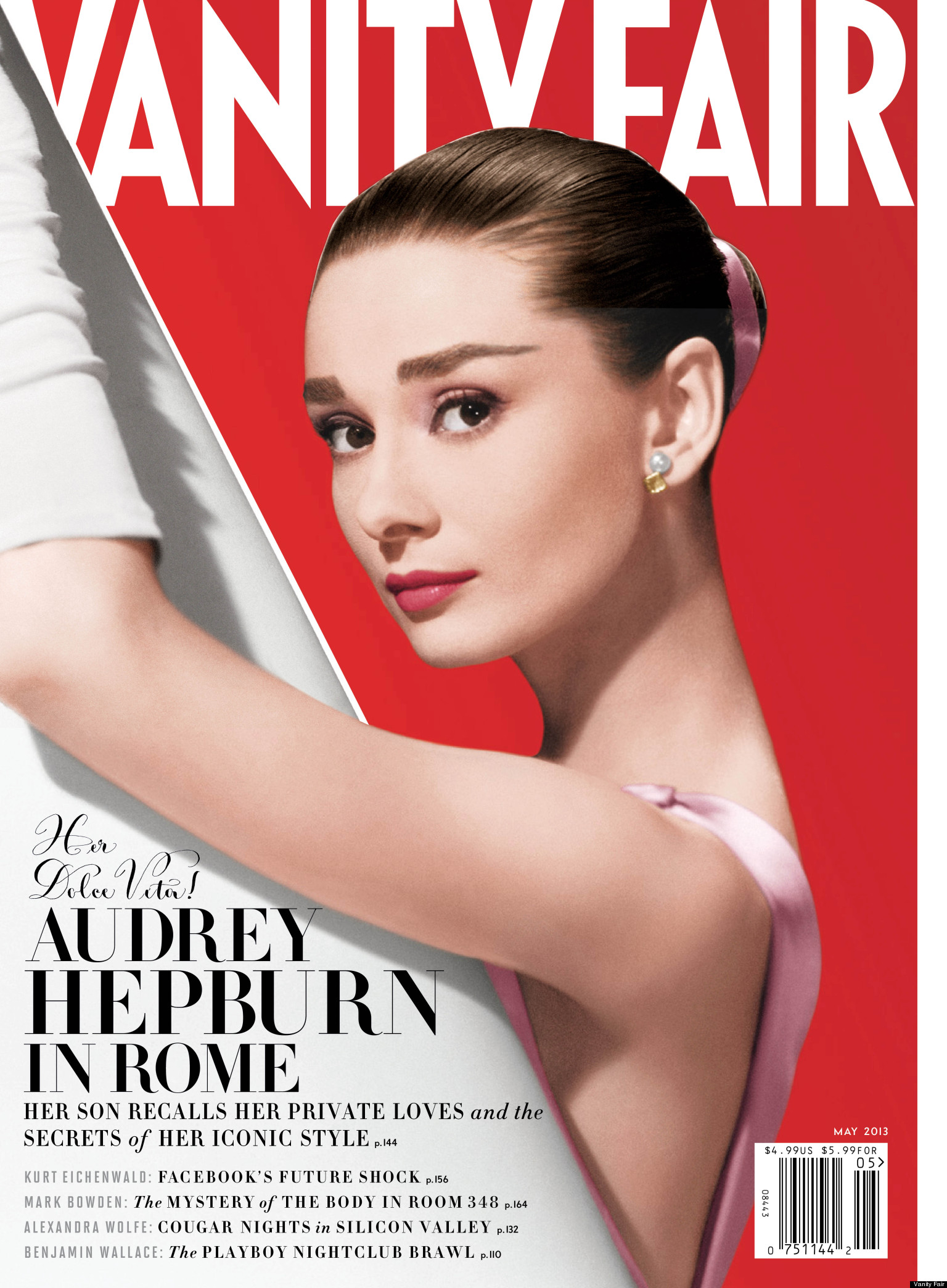 Audrey hepburn in vanity fair i don 39 t understand why for Old magazines