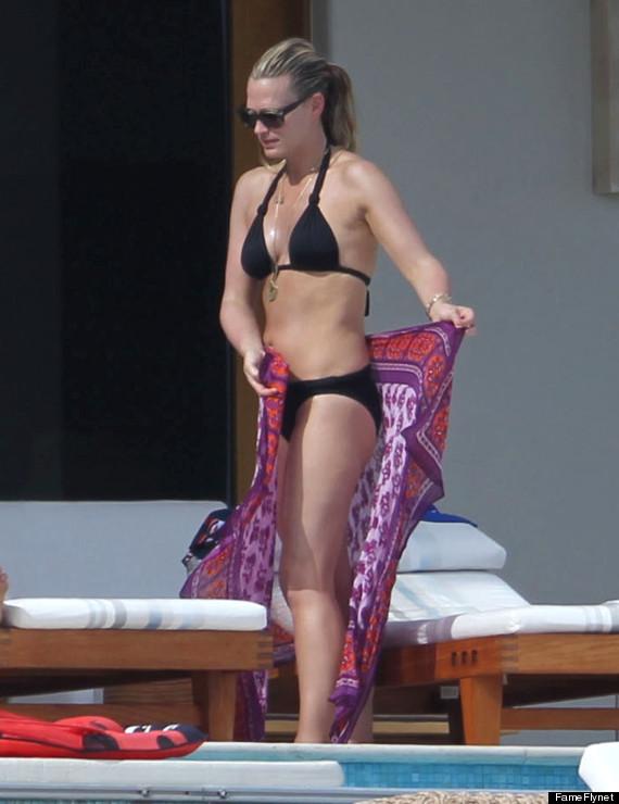molly sims bikini body