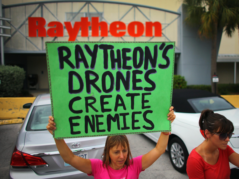 raytheon corporate tax rate