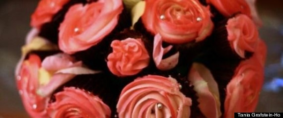 Wedding Trailblazers Toronto Baker The Sugar Tooth Fairy Creates Gorgeous Cupcake Bouquets