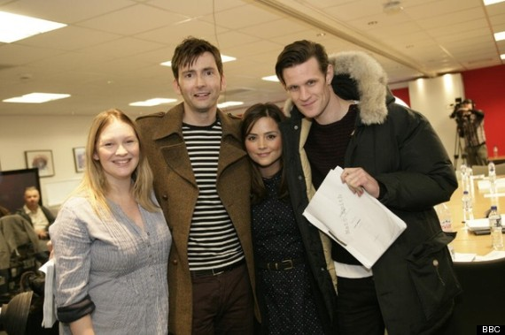 doctor who 50th readthrough