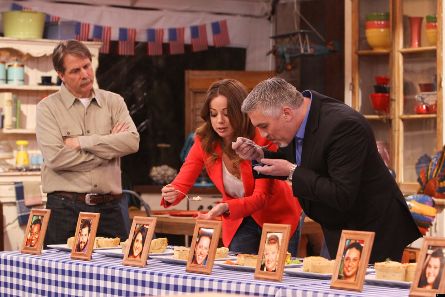 Cake Tv Show America :  The American Baking Competition : CBS Announces Cast And ...
