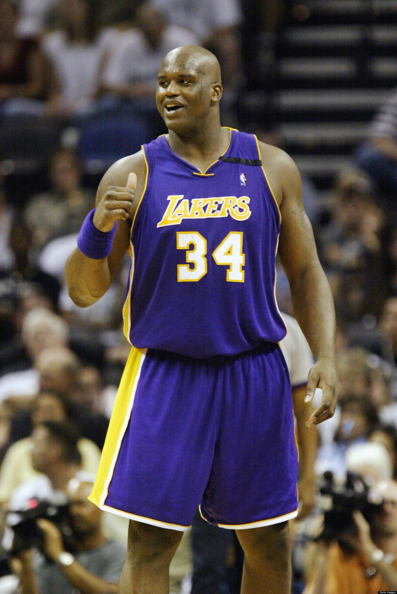 Shaq, Phil Jackson, Jeanie Buss And Kurt Rambis Discuss Lakers ...