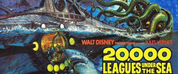 David fincher pr pare un remake de vingt mille lieues sous les mers tourn - Cent mille lieues sous les mers ...