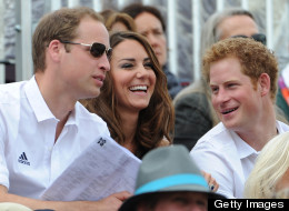 The Kate Effect: Duchess Of Cambridge & The Two Princes Trademark Royal Charity Clothing Range Goods