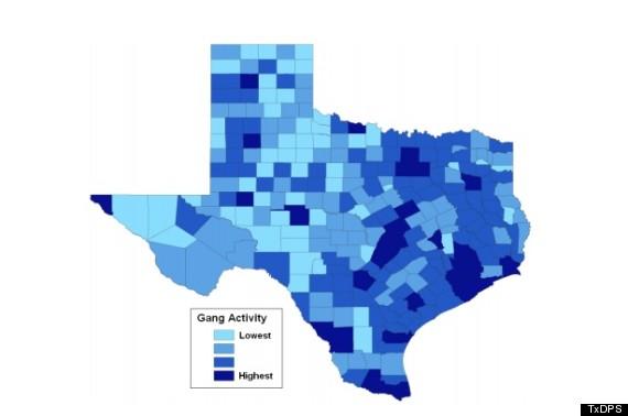 texas gangs