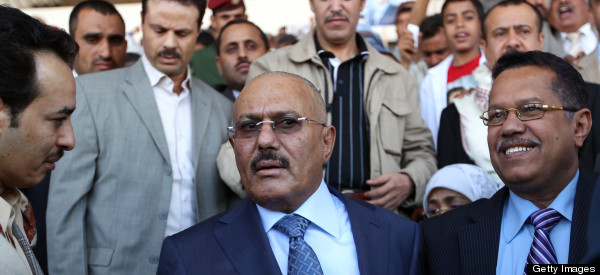 Ex-President Of Yemen Departs For Saudi Arabia