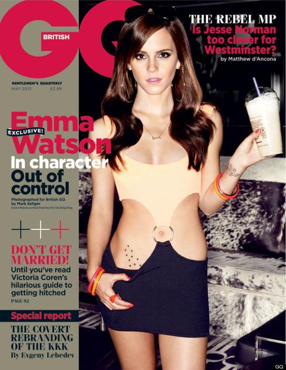 emma watson gq cover