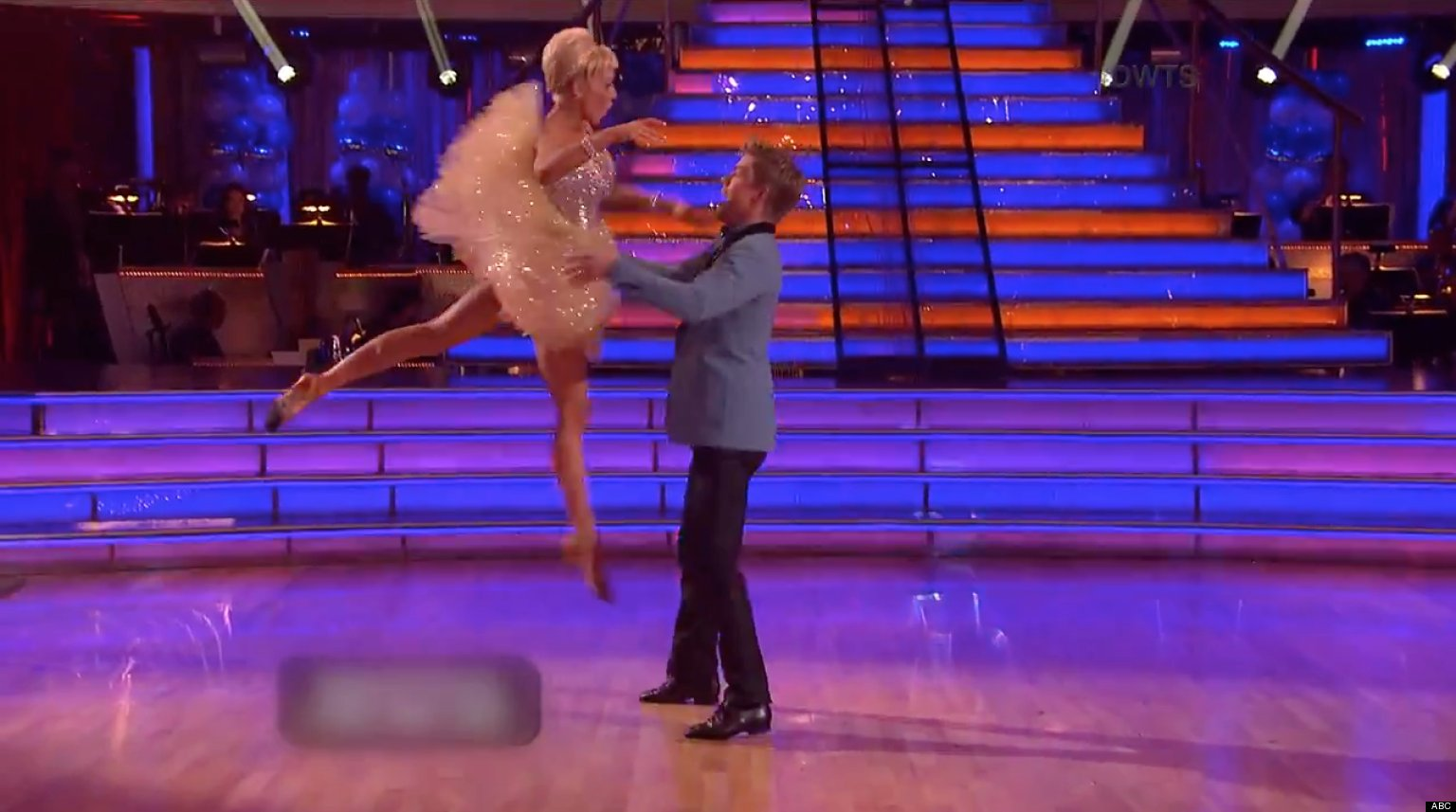 dancing with the stars finale meryl and charlie