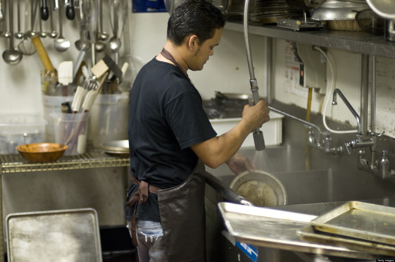 Lowest Paying Jobs In America 7 Out Of 10 Are In The Food Industry Huffpost