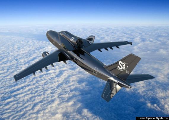 soar space plane