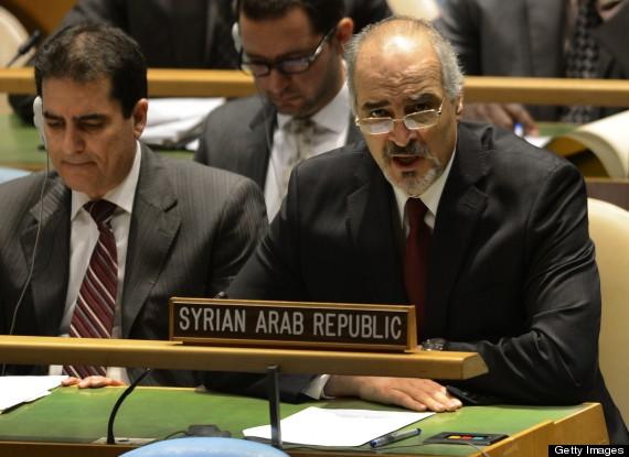 syria arms trade