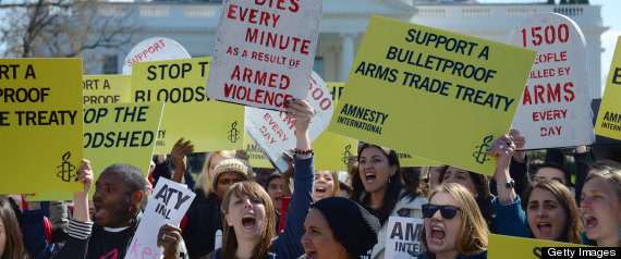 AMNESTY ARMS TRADE TREATY