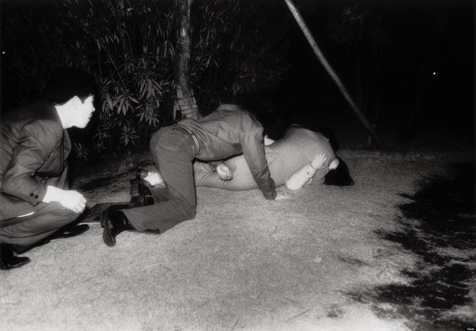 Sophie evans follando con potro de bilbao sev 2013 - 3 part 10