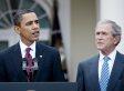 Obamas To Attend Bush Library Dedication