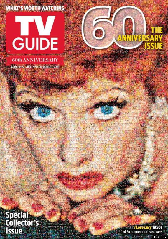 tv guide 60th anniversary lucy