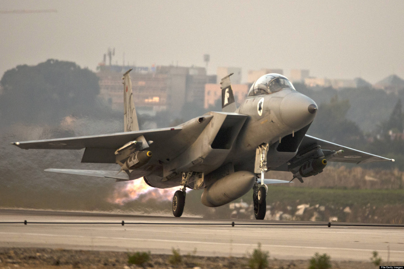 Israel Conducts First Airstrikes In Gaza Since Cease-Fire