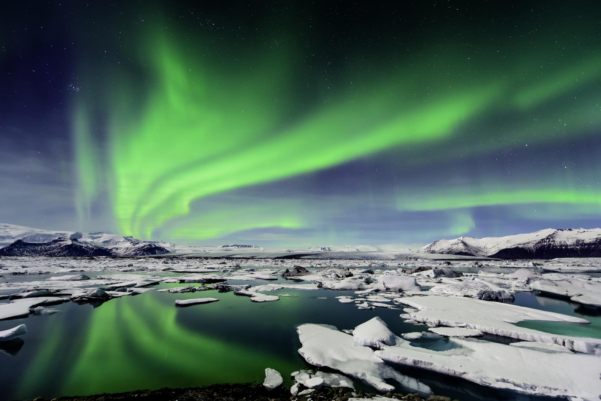 November: Iceland