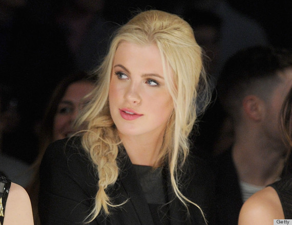 ireland baldwin fashion show