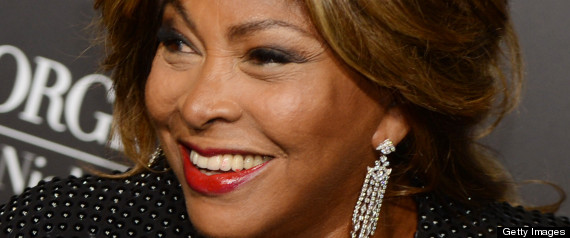 Tina Turner Engaged
