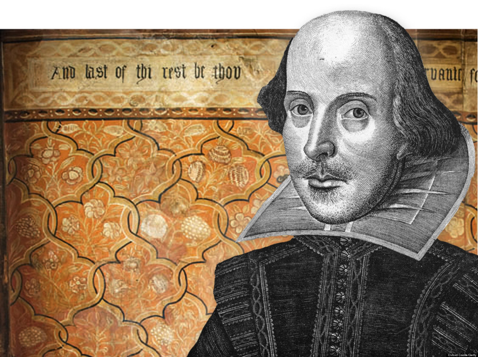 Shakespeare's Painted Room To Open To Public