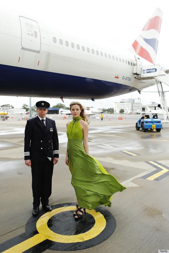georgia may jagger airplane runway