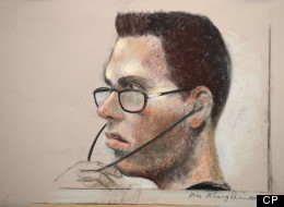 Luka Magnotta Formally Enters Not-Guilty Pleas Again