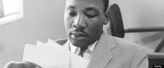 Martin Luther King Letter