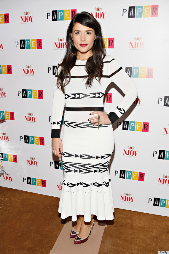 jessie ware black and white trend