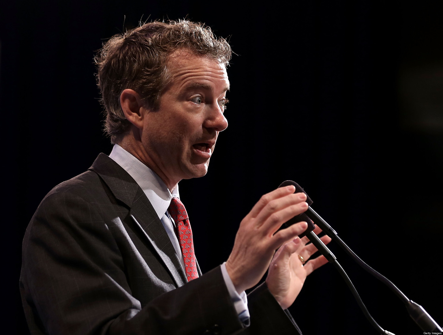 Rand Paul Identifies 'The Only' Answer To Sandy Hook Tragedy