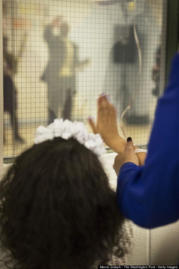 richmond prison father daughter dance