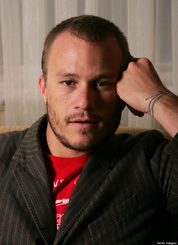 heath ledger birthday