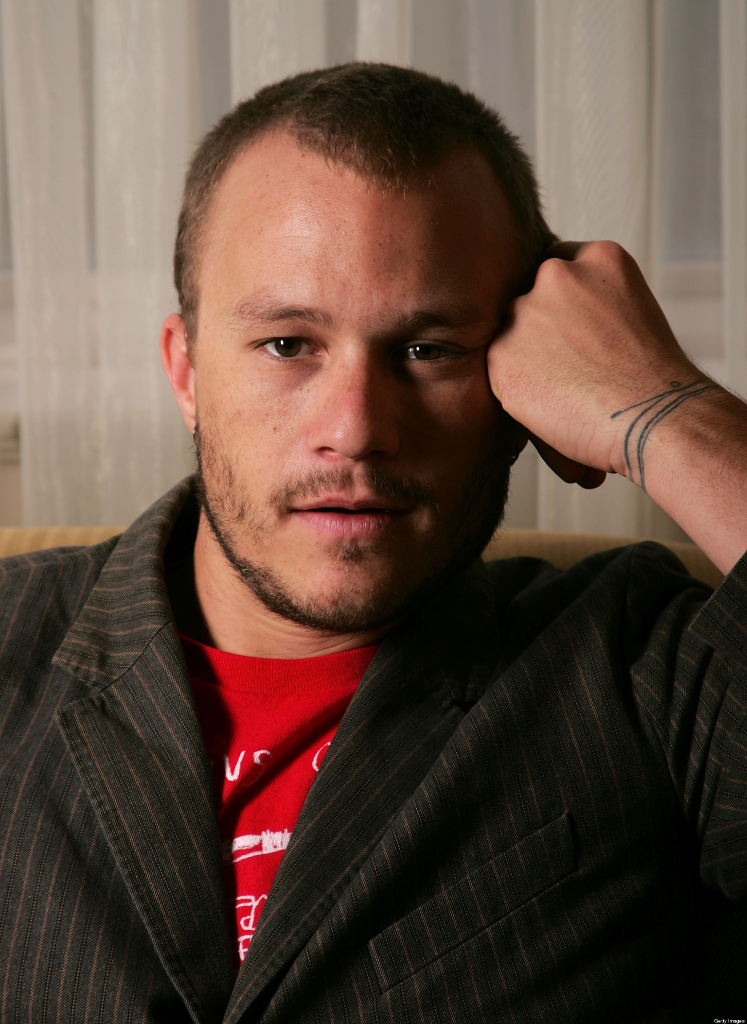 Heath ledger 39 s birthday late actor would have turned 34 today - Heath ledger pics ...