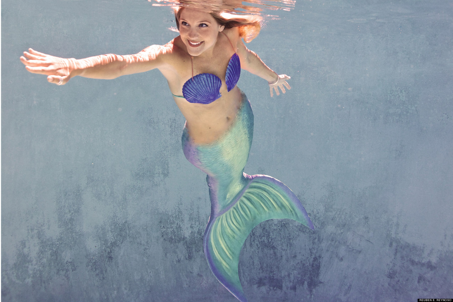 Linden Wolbert Mermaid Shares The Key To Being A Professional