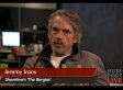 Jeremy Irons On Gay Marriage: 'Could A Father Not Marry His Son?' (VIDEO)