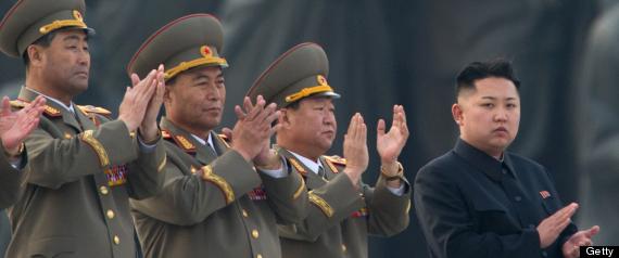 NORTH KOREA NUCLEAR STRIKE
